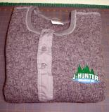 Embroidered Stanfield's for J. Hunter