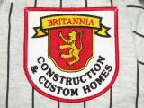 Ball Uniform Britannia Construction