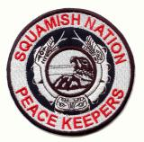 Squamish Nation Peace Keepers